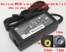 HP ED495AA 18.5V 3.5A laptop adapter store for New Zealand