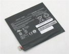 TOSHIBA 2 WT10-A-103 3.75V 5820mAh laptop battery store for New Zealand