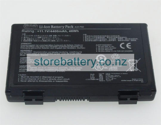 ASUS AS-K50 11.1V 4400mAh laptop battery store for New Zealand - Click Image to Close