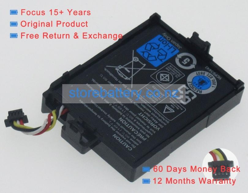Dell perc h710 3 6V or 3 7V 444mAh laptop battery store for New
