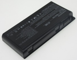 MSI Eraser X6111 11.1V 7800mAh laptop battery store for New Zealand