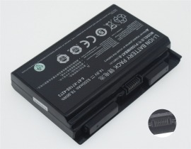 CLEVO 6-87-X510S-4J7 14.8V 5200mAh laptop battery store for New Zealand